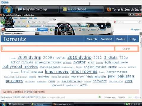 Best way of use of torrents (torrentz.com)