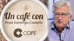 Un Café con Pepe Domingo Castaño