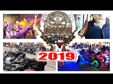 Lone Star Rally 2019 | Part 1 Halloween Live