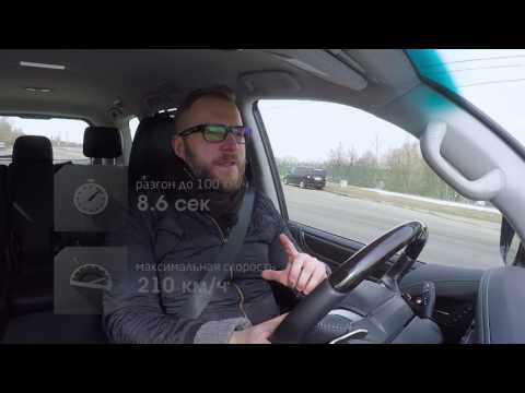 Наши тесты плюс. Вып. 25. Lexus LX 450