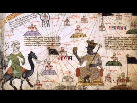 Les empires médiévaux d'Afrique de l'Ouest Ghana, Mali et Songhay