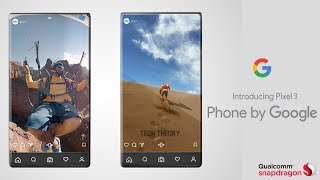 Google Pixel 3 & 3XL (2018) Phone Specifications, Price, Release Date, Features, Specs, Concept