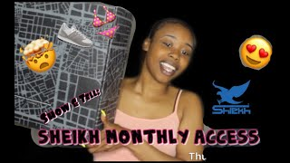 Gambar cover SHOW & TELL: SHIEKH MONTHLY ACCESS || #THEBREWAY