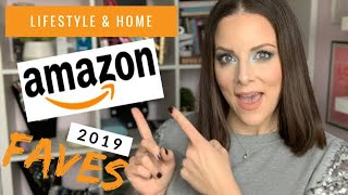 AMAZON UK LIFESTYLE & HOME TOP BUYS FROM 2019 | My Fave purchases | Storage & Organisation