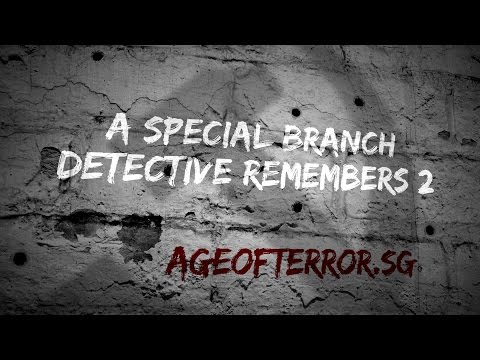 Age of Terror - A Special Branch Detective Remembers 2