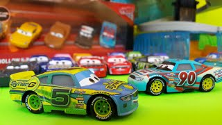 cars 3 Race for the Piston Cup 5 pack