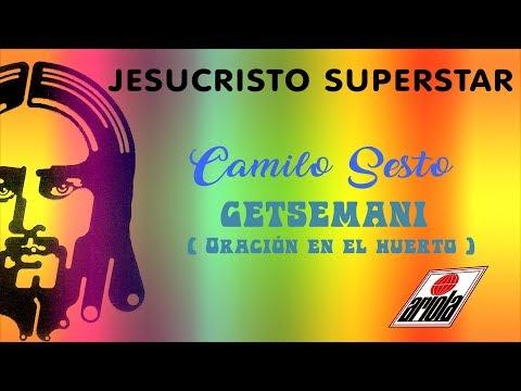 CAMILO SESTO  ( Getsemani 1978 - Audio & Video Remasterizado  ) HD