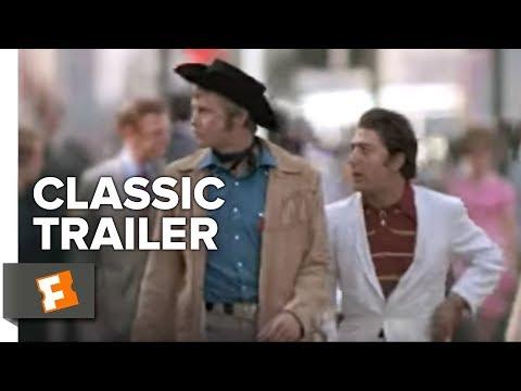 Midnight Cowboy Official Trailer #1 - Dustin Hoffman Movie (1969) HD