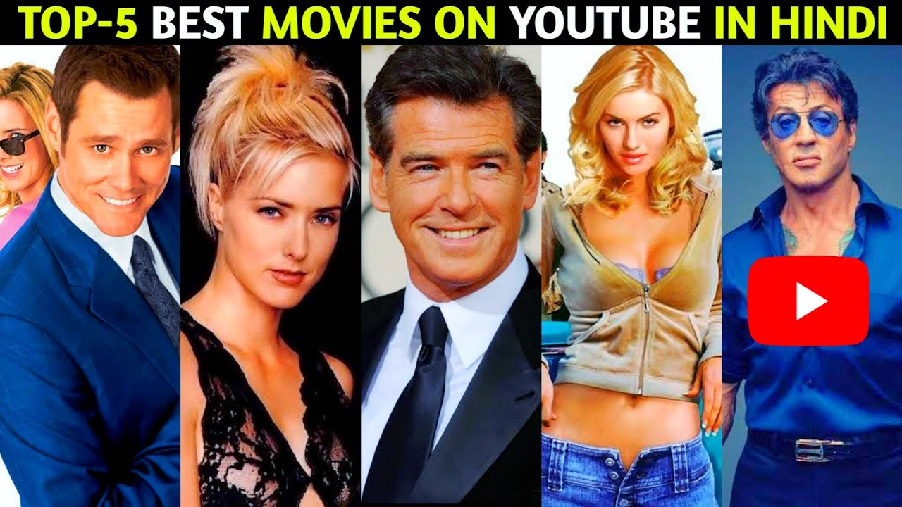 Top 5 Hollywood Best Movies Available On YouTube In Hindi | Part 86