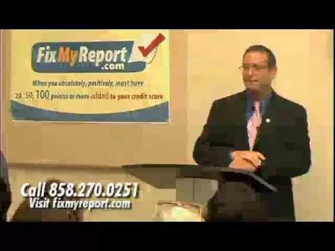 Advanced Credit Score Training Seminar