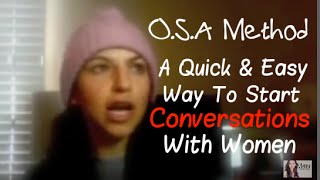 How To Talk To Women - Dating Tips For Men