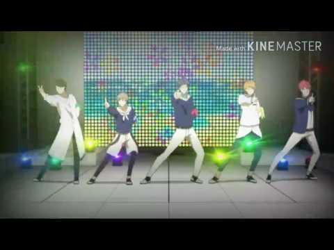 Shounen Hollywood Amv -Animals Remix (HD)