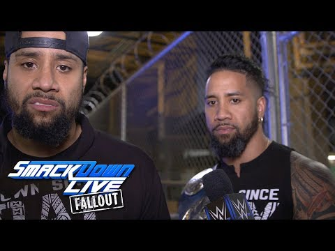 Are The Usos ready for a 2-out-of-3 Falls Match?: SmackDown LIVE Fallout, Jan. 9, 2018