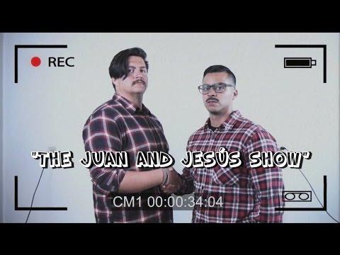 """The Juan And Jesús Show"" Batman v Superman auditions! - David Lopez"