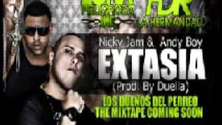 Nicky Jam Ft Andy Boy - Extasia