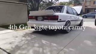 1990 Camry 4th gen 3sgte