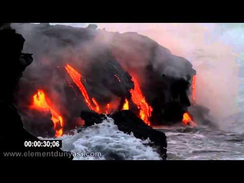 Full HD Volkan Patlaması