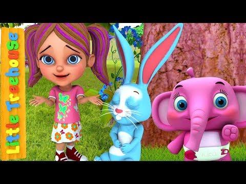 Sleeping Bunnies   Kindergarten Nursery Rhymes for Kids by Little Treehouse