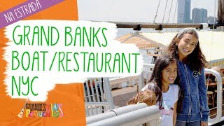 Grand Banks Boat Restaurant - NYC