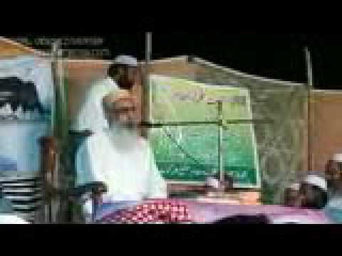 Hazrat maulana essa samoon sahib umerkot