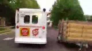 Ice-Cream Man Chase