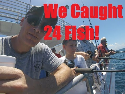 Deep Sea Fishing On Canaveral Princess In Port Canaveral Fl