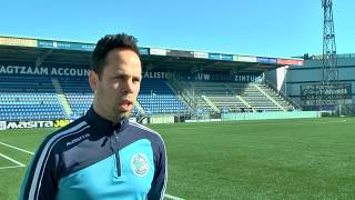Interview Erik van der Ven | Herstart training corona