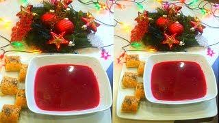 Gotowanie z Filipem - Przepis na barszcz czerwony na Święta i nietylko