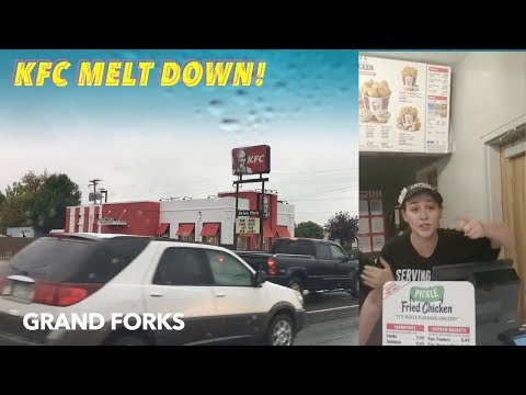KFC MELT DOWN: The Whole Story Behind Viral Grand Forks Video