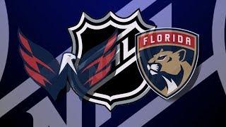 Вашингтон – Флорида (22.10.17) Обзор матча...