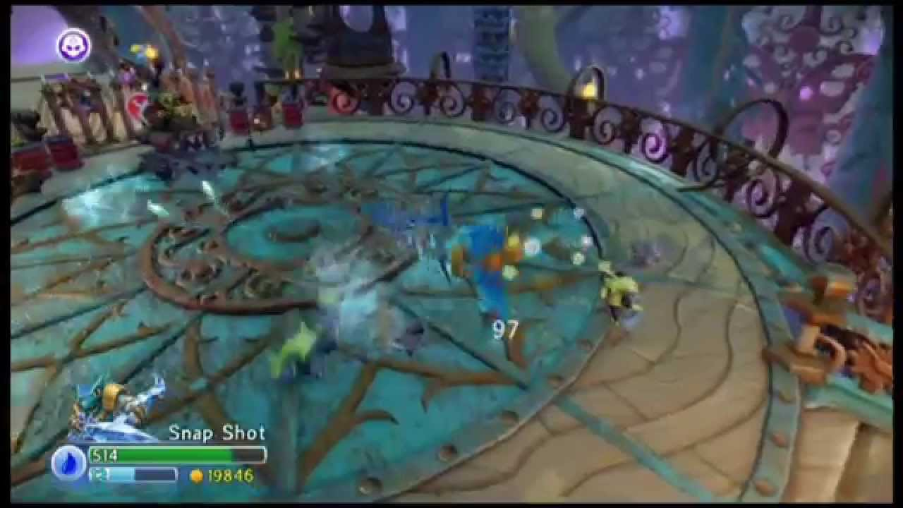 Skylanders Trap Team How to get Snap Shots Soul Gem - YouTube