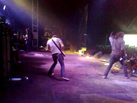 United Nations - Live at Groezrock