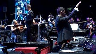 Смотреть клип Burak Yeter & Symphony - Braveheart