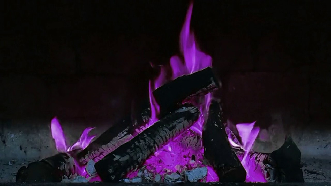 Fireplace *3 hours* Crackling Burning HD - YouTube