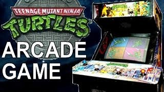 Game | ★Teenage Mutant Ninja Turtles The Arcade Game | ★Teenage Mutant Ninja Turtles The Arcade Game