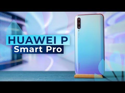 Huawei P Smart Pro/Honor 9X – бооольшая новинка