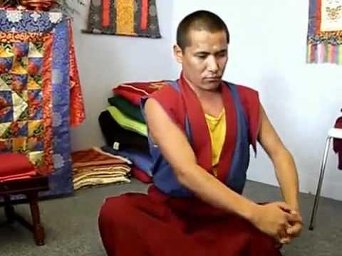 5 Практика Цалунг в исполнении Lama Yong Tong Tenzin