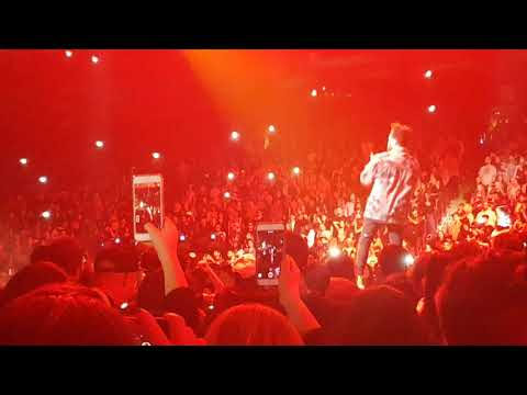 The Weeknd & French Montana - Unforgettable - Legend of the Fall Tour