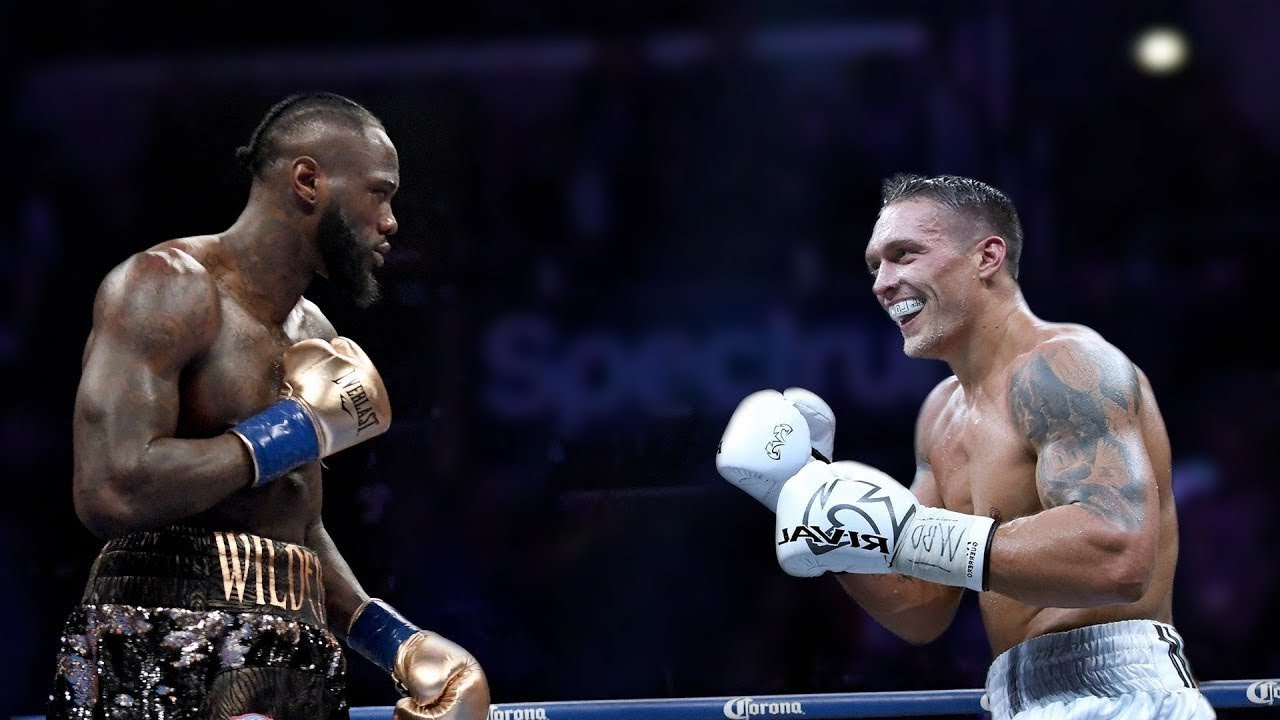 """Download BFTB BOXING 478 *USYK WANTS WILDER...GIVE HIM WHAT HE WANTS!! """"ALL ROADS LEAD TO WILDER""""!!*"""