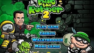 Bob The Robber 2 Level1-8 Walkthrough