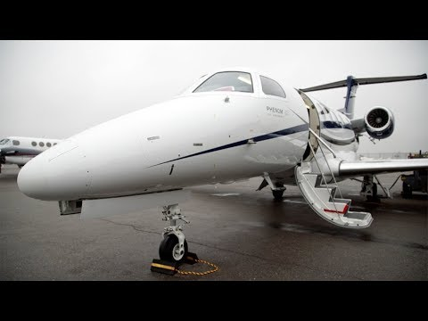 Phenom 300 Private Jet escape to the Bahamas - IFR Flight VLOG