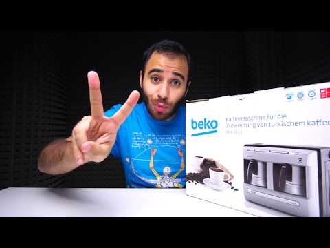 Beko Turkish Coffee Maker Youtube