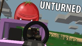 THE REAL MONSTER (Unturned) | Funny Gaming Moments
