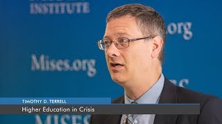 Higher Education in Crisis Timothy D Terrell