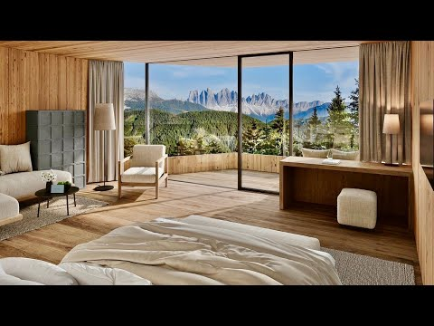 Forestis Dolomites (Italy): FABULOUS hotel & views (4K UHD)