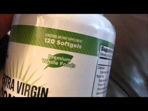 #1 Organic Extra Virgin Coconut Oil Capsules