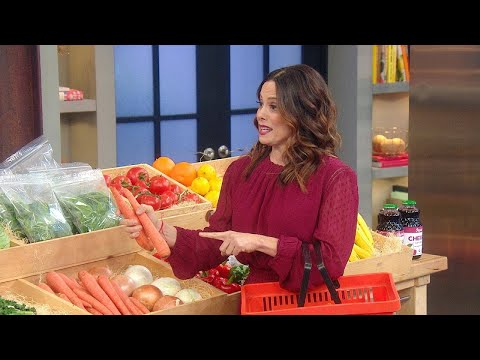Celeb Nutritionist Keri Glassman Answers 6 Top Food Questions