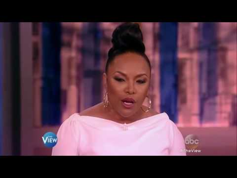 Lynn Whitfield interview The View 7 12 16 July 12, 2016