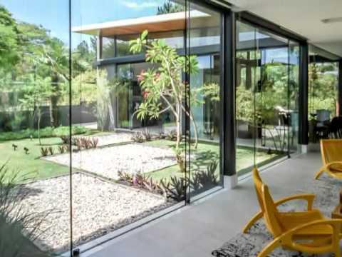 Modern Home Design   Forest Playground In Modern Home Design CASA ME