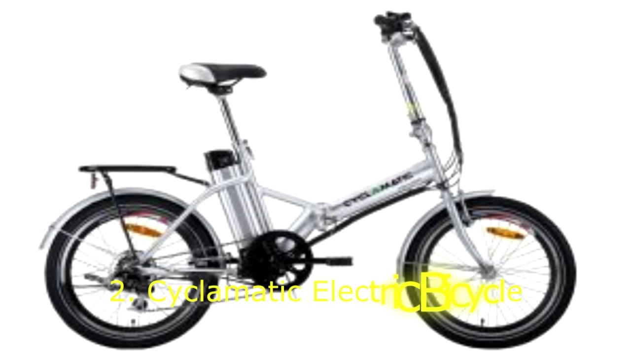 Top 10 Best Lithium Ion Electric Bicycles 2017 Cyclamatic Bicycle Yukon Trails Xplorer